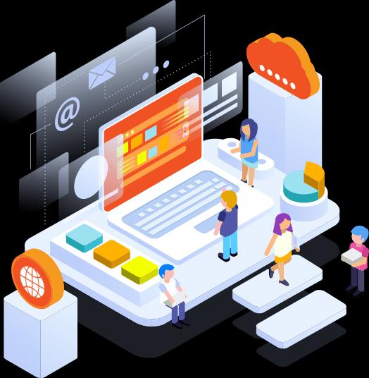 ساخت انواع وب¬سایت با قیمت استثنائی