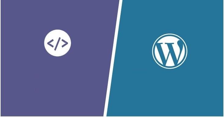 طراحی سایت وردپرس در رشت