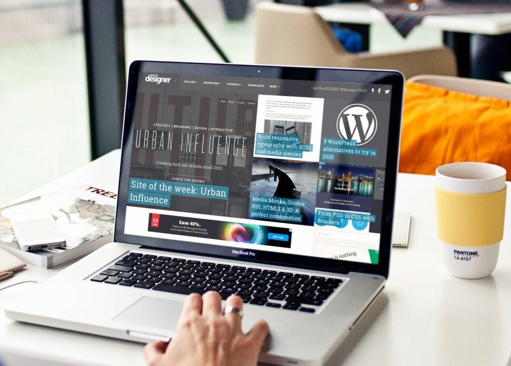 طراحی سایت وردپرس در تهران