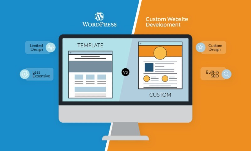 معایب و مزایای طراحی سایت با وردپرس